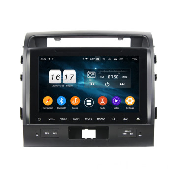 Klyde car dvd gps for Land Cruiser 2012